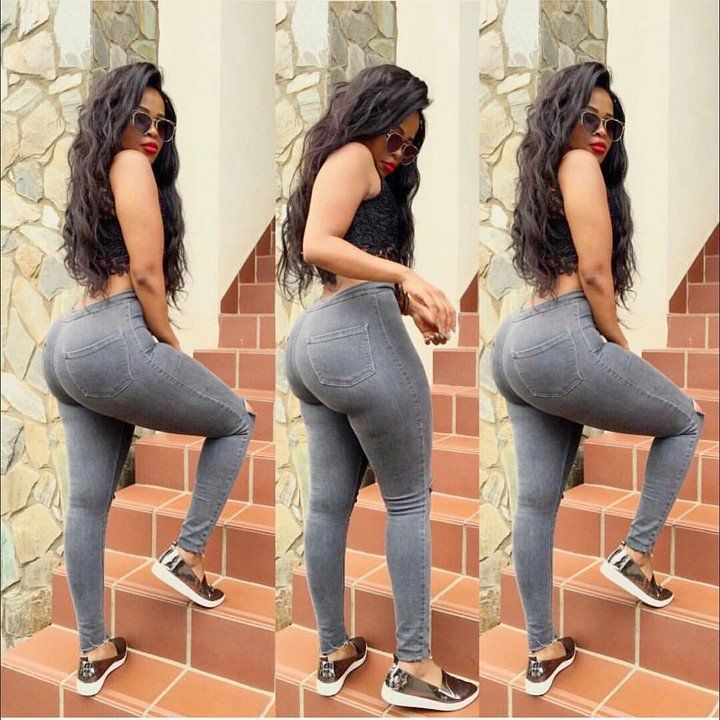 Sexy ethiopian big buty black mom