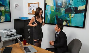 Lezley zen teacher tit big