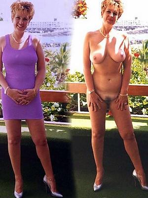 Mature undressed milf sex