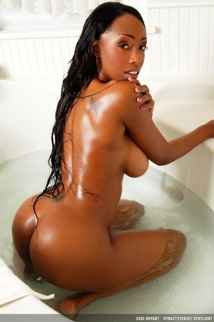 Black booty nude stars