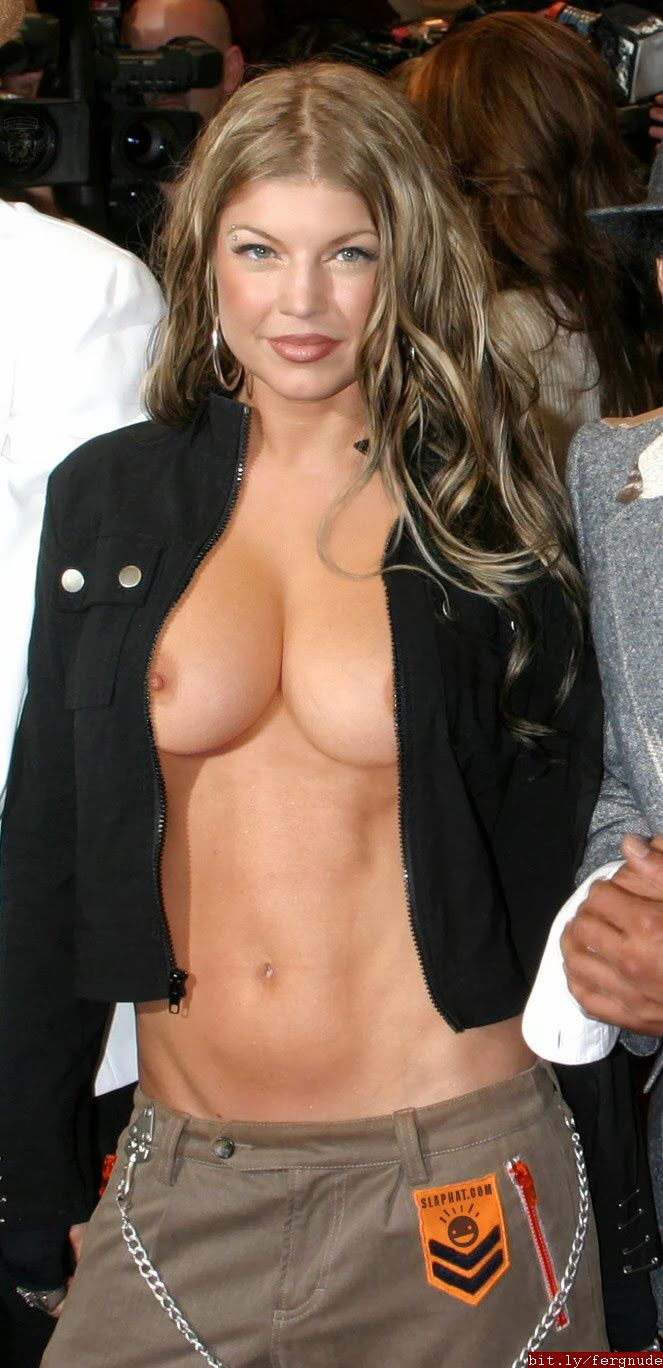 Fergie stacy ferguson boobs