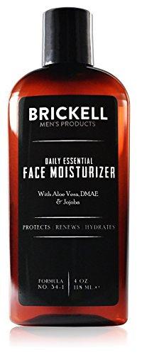 Daily essential facial moisturizer