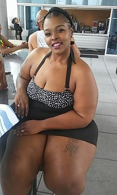 Black thick ebony ssbbw