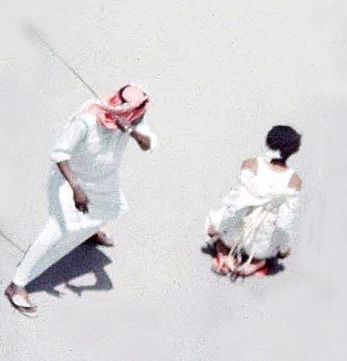 Public punishment in saudi arabia