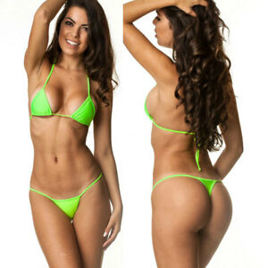 Best string bikini swimwear