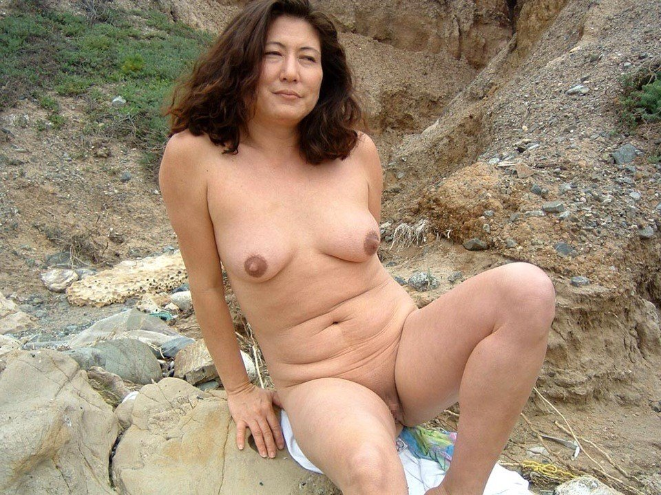 Naked mature asian sluts