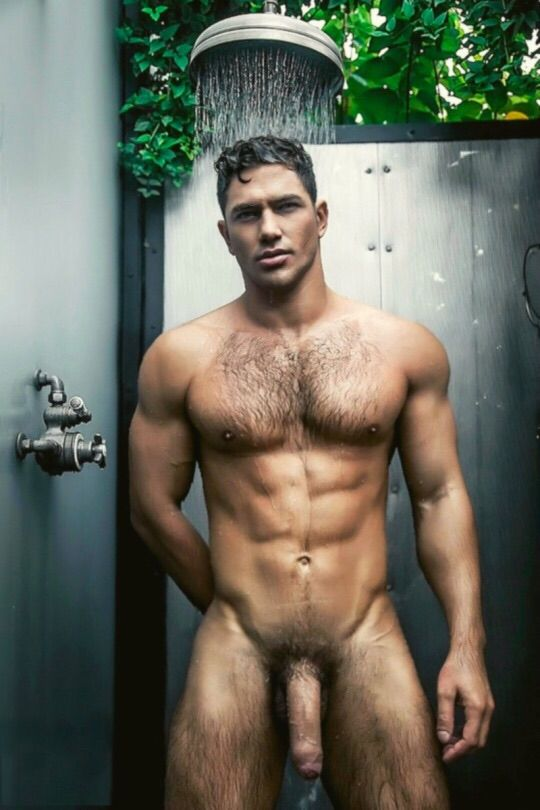 Hot men with big dick