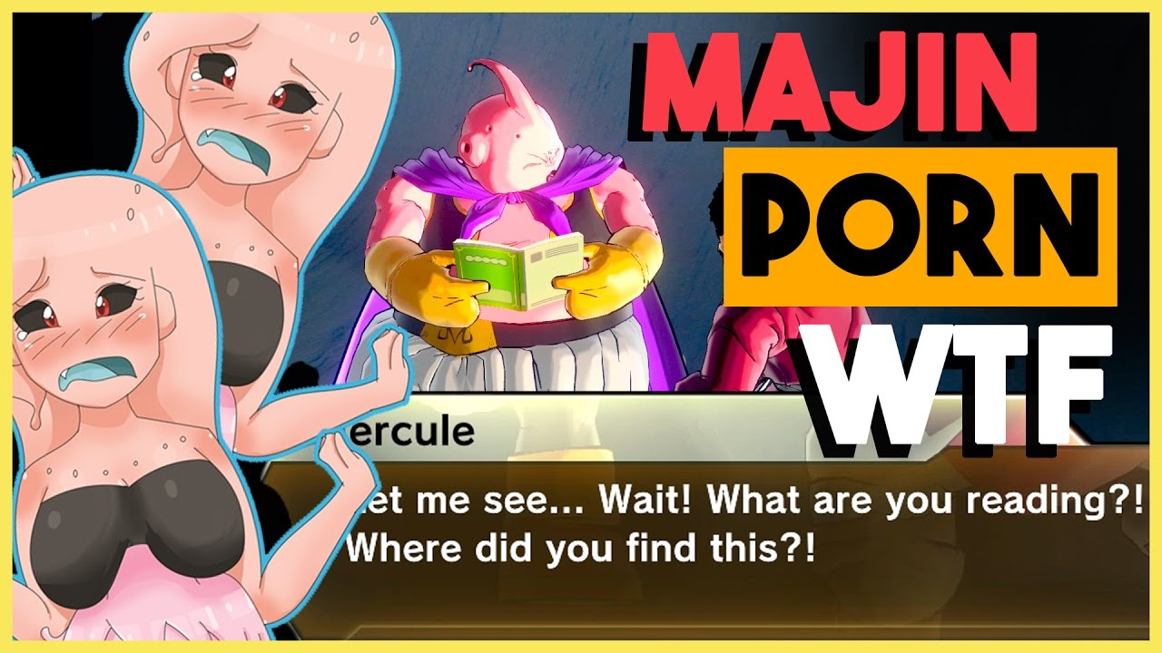 Dragon ball z majin buu porn