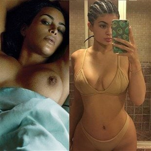 Kim kardashian leaked naked