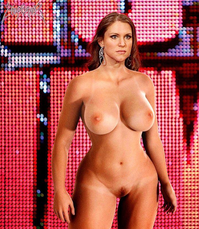 Stephanie mcmahon porno nu