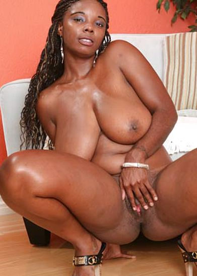 Black africa woman naked