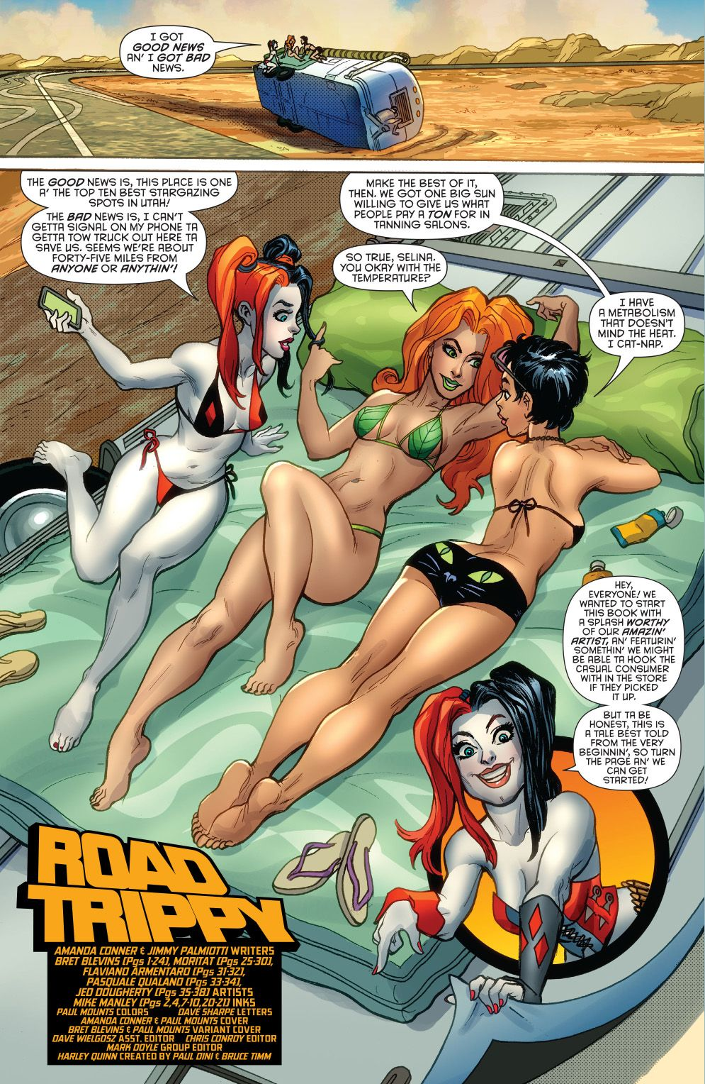 Harley quinn and poison ivy naked