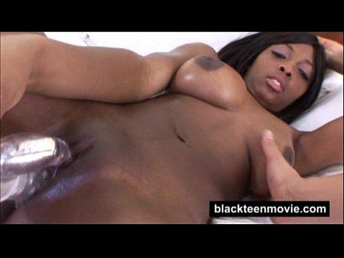 Ebony big as fuck