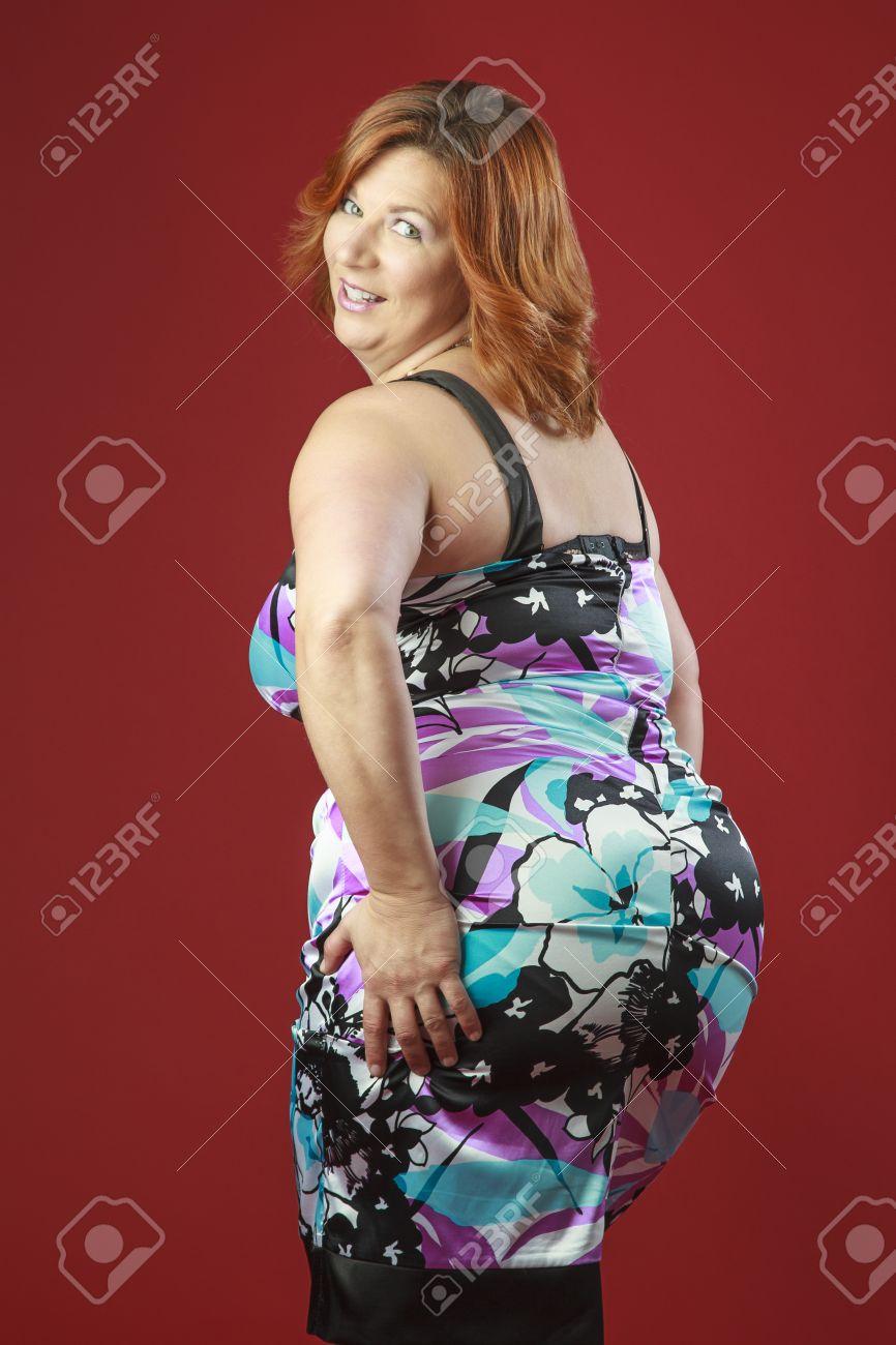 Sexy mature big ass