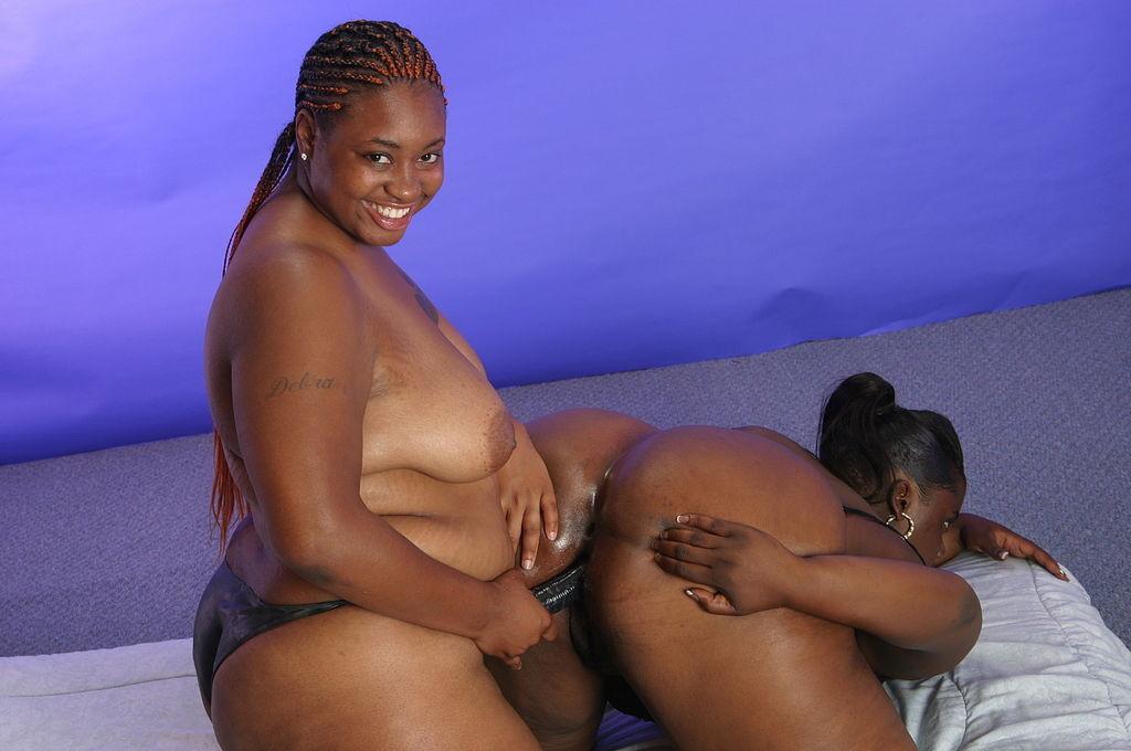 Big fat black pussy porn