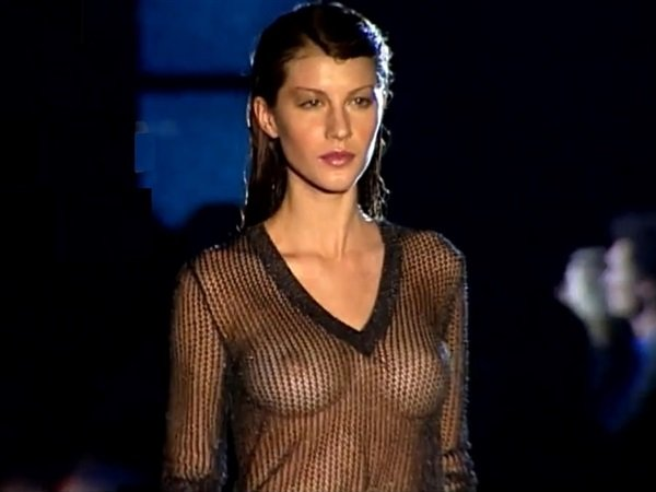Model gisele bundchen naked