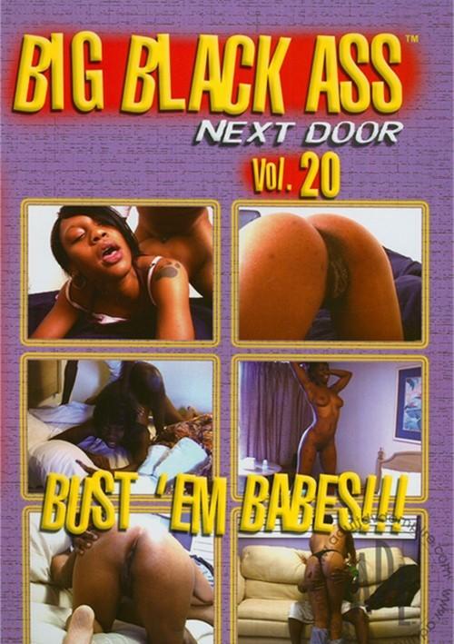 Big black ass next door