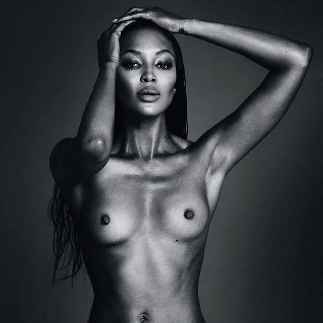 Naomi campbell nude fakes