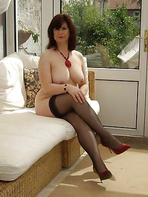 Milf in nylons sex galleries