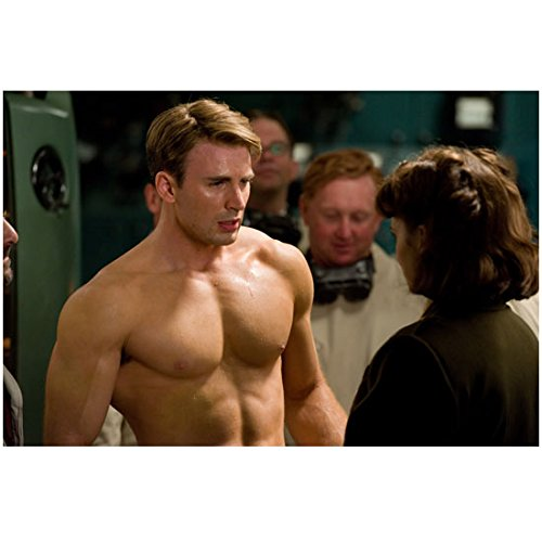 Captain america chris evans shirtless
