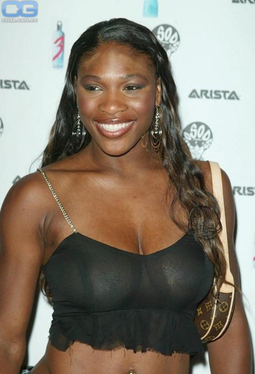 Serena williams naked pics