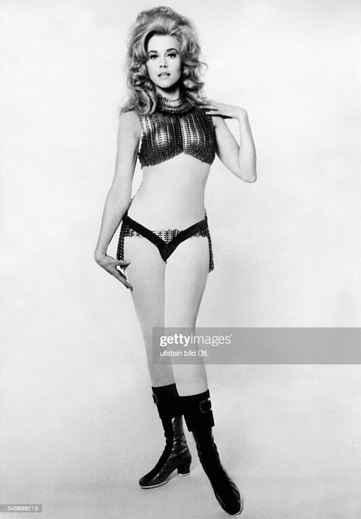 Jane fonda movies barbarella