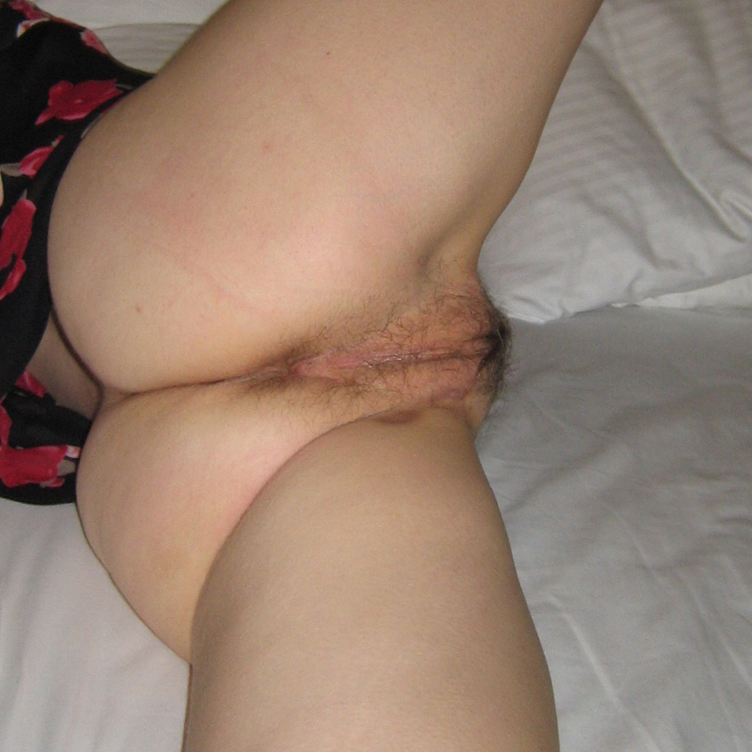 My wife pussy and asshole