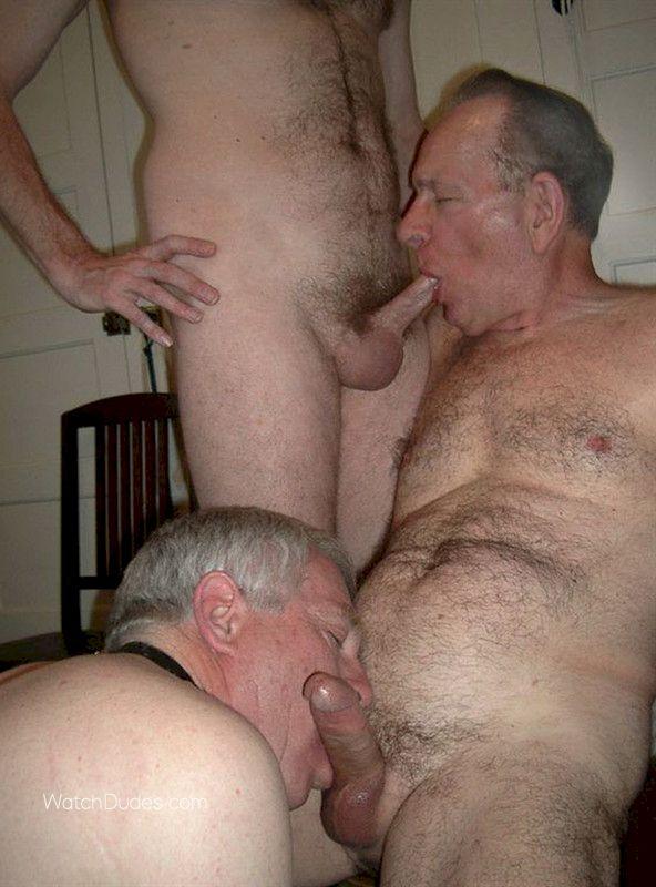 Daddies mature men nudes
