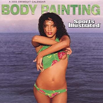 Bridget hall body paint