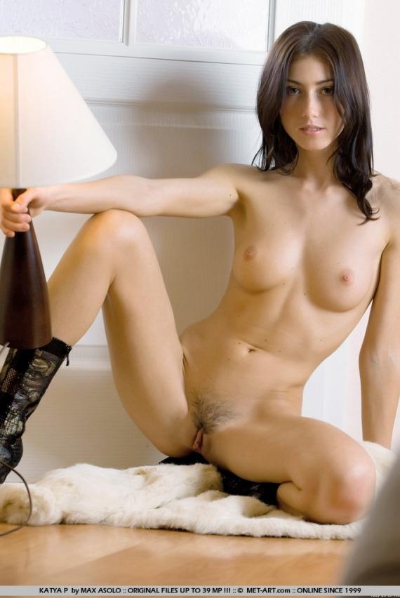 Skinny russian brunette girls nude