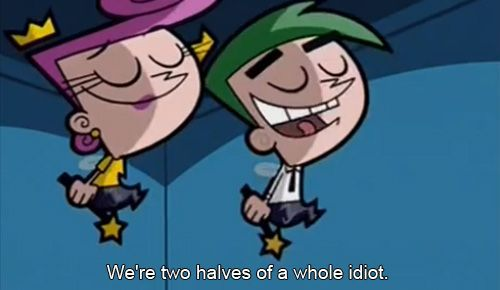 Cosmo fucking wanda fairly odd parents