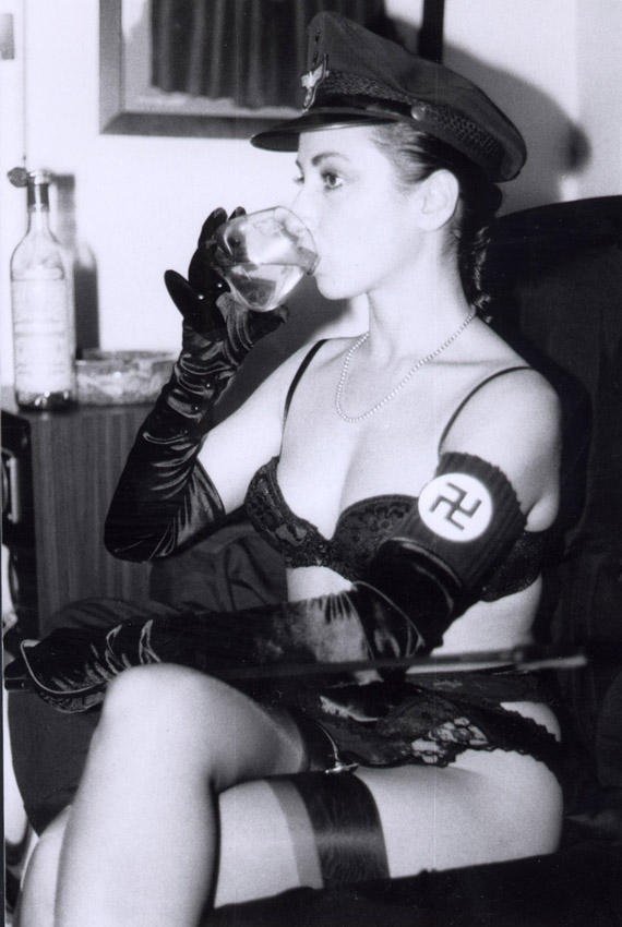 Nazi milf anal sex