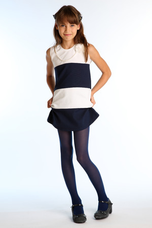 Young girls in pantyhose real