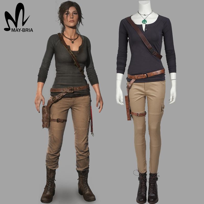 Lara croft tomb raider cosplay