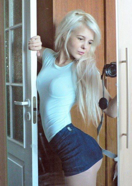 Nude girl cute vkontakte