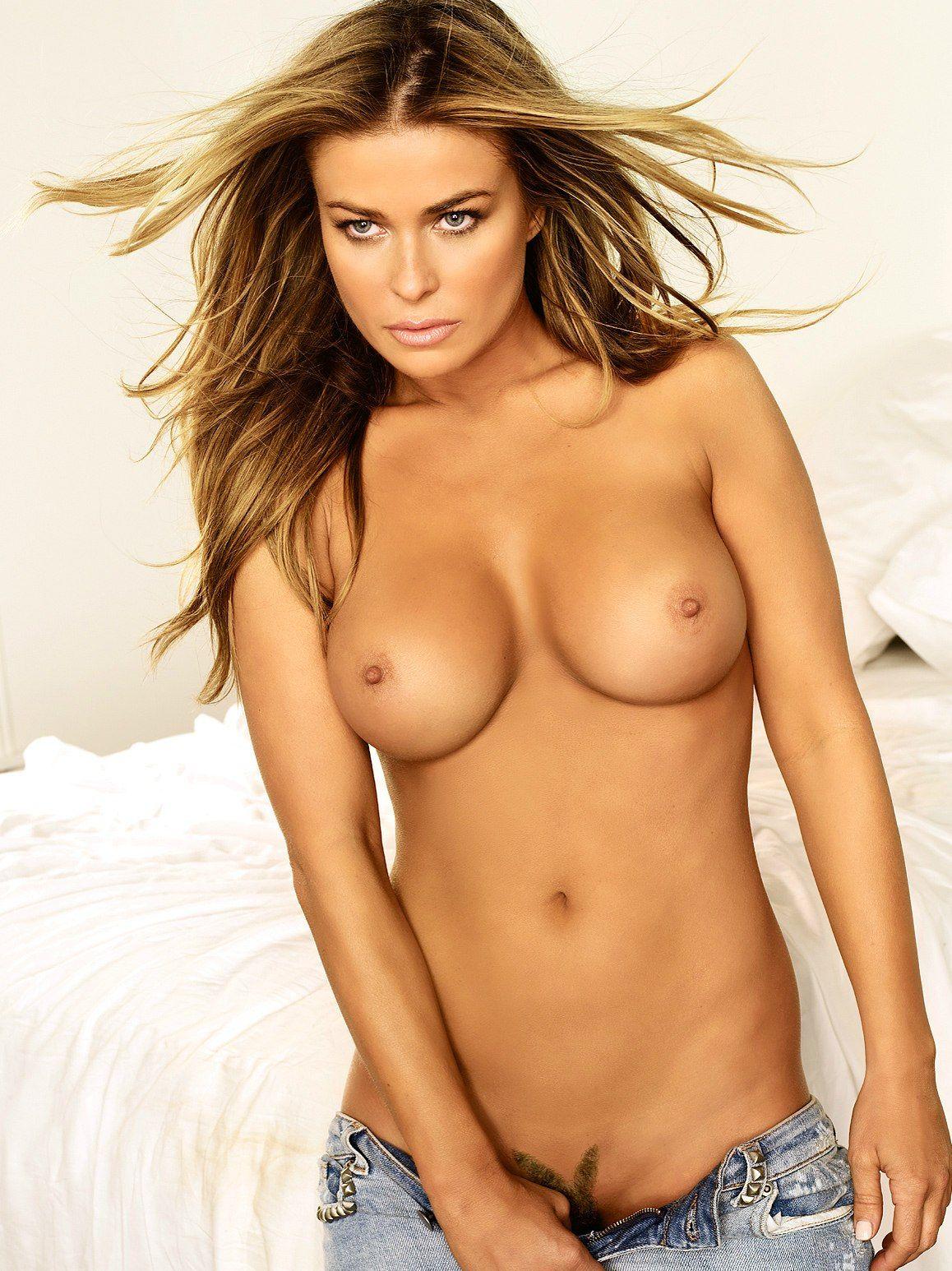 Nude carmen electra naked