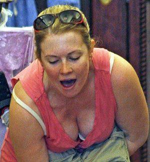Melissa joan hart upskirt
