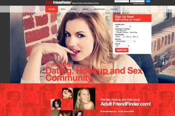 Adult friend finders. com