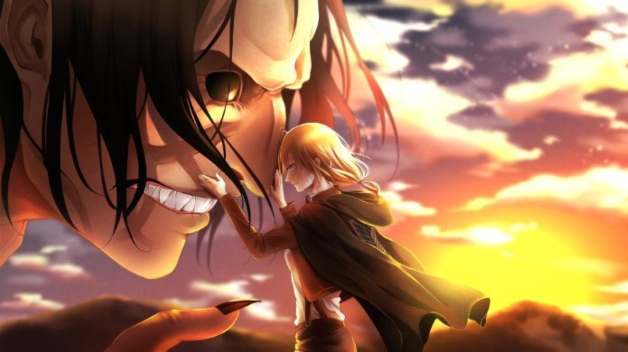 Attack on titan ymir