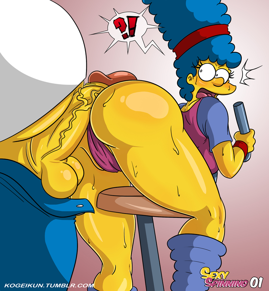 Bart simpsons penis porn