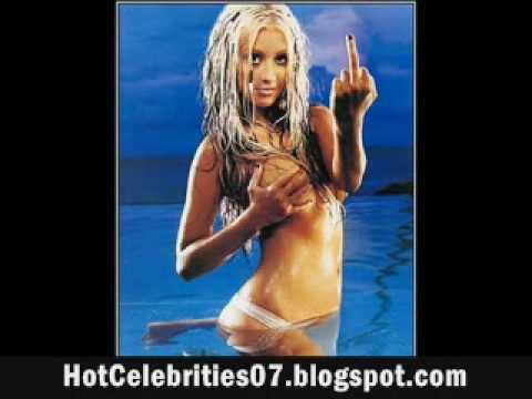 Christina aguilera nude porn captions