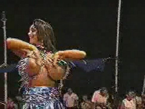 Nude big boob boxing