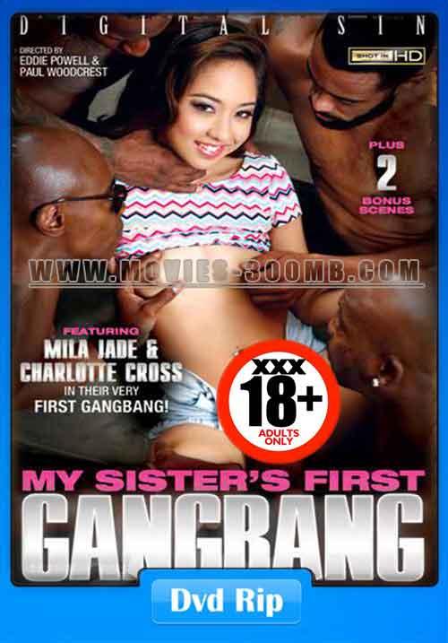 Free gang bang adult movie