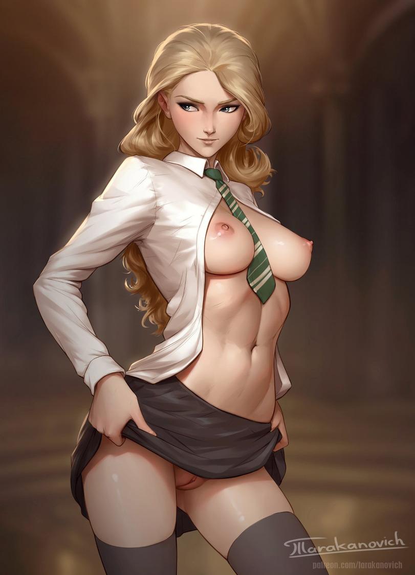 Luna lovegood naked porn