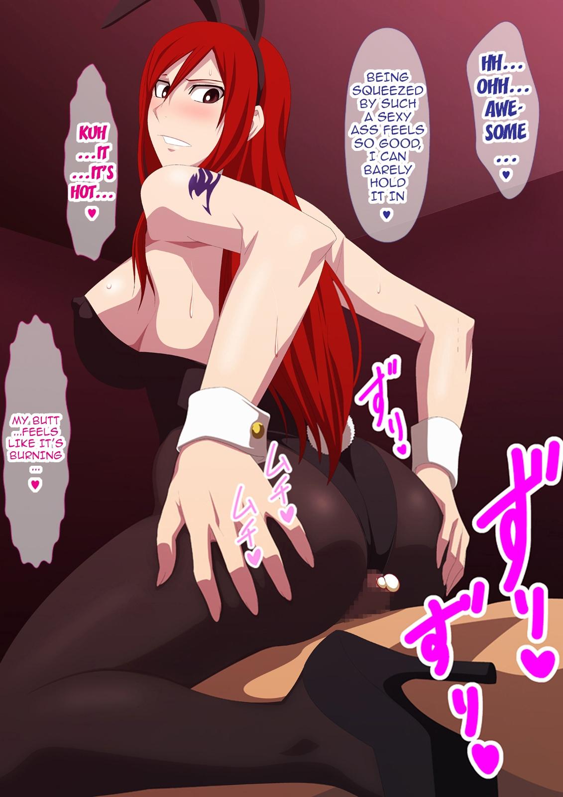 Fairy tail anime porn
