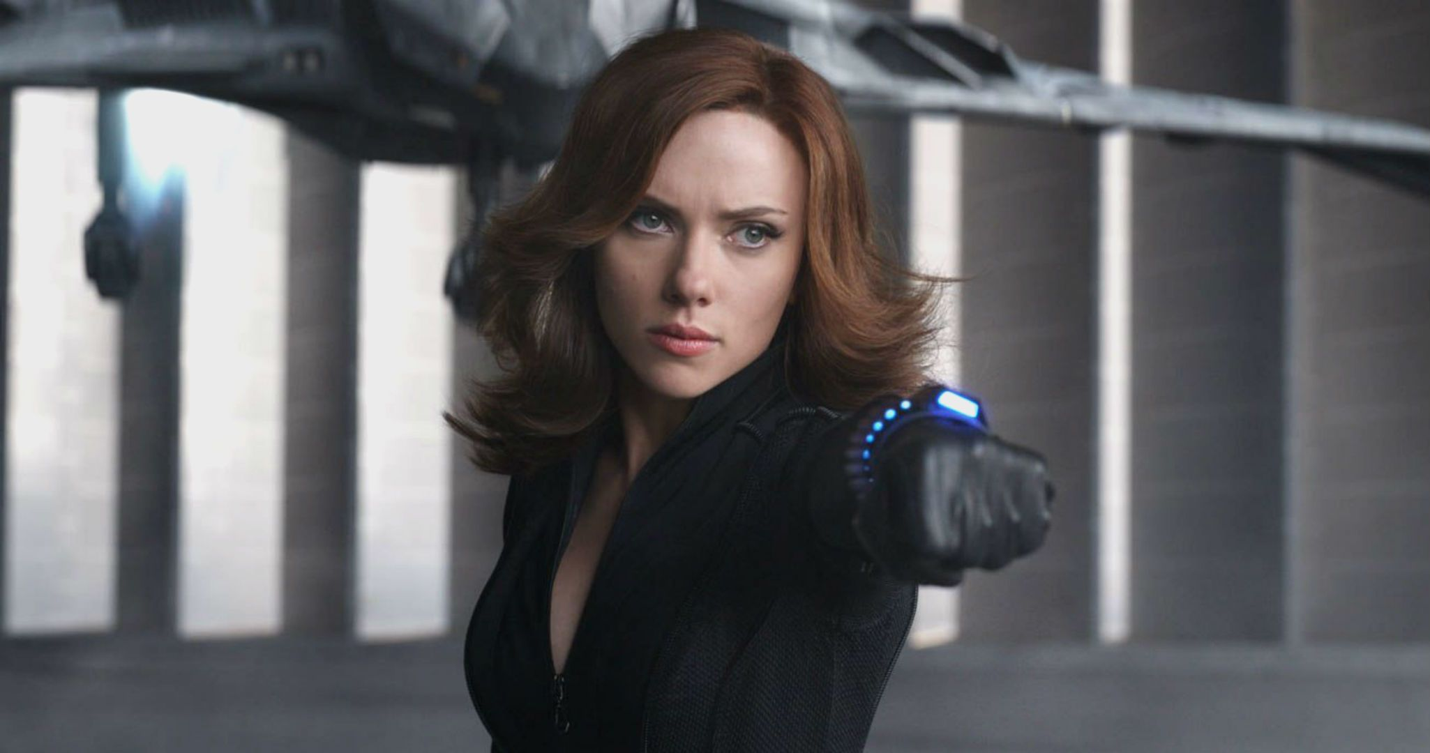 Scarlett johansson black widow movie