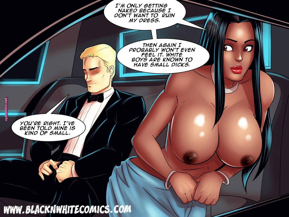 Tiny dick comic porn