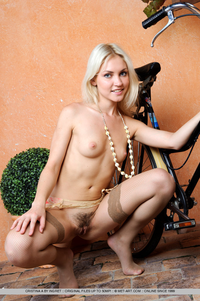 Met art cristina a nude