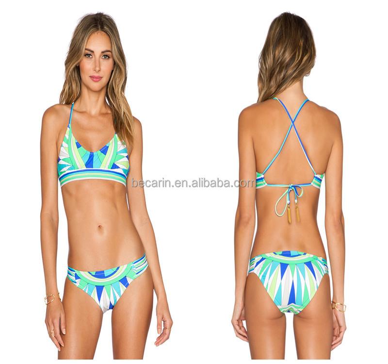 Young bikini girls nude beach