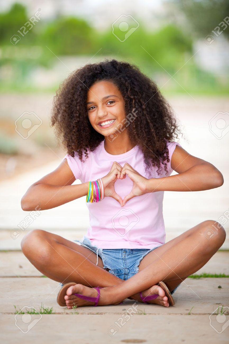 Black teen girls site